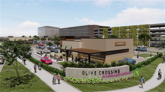 Olive Crossing