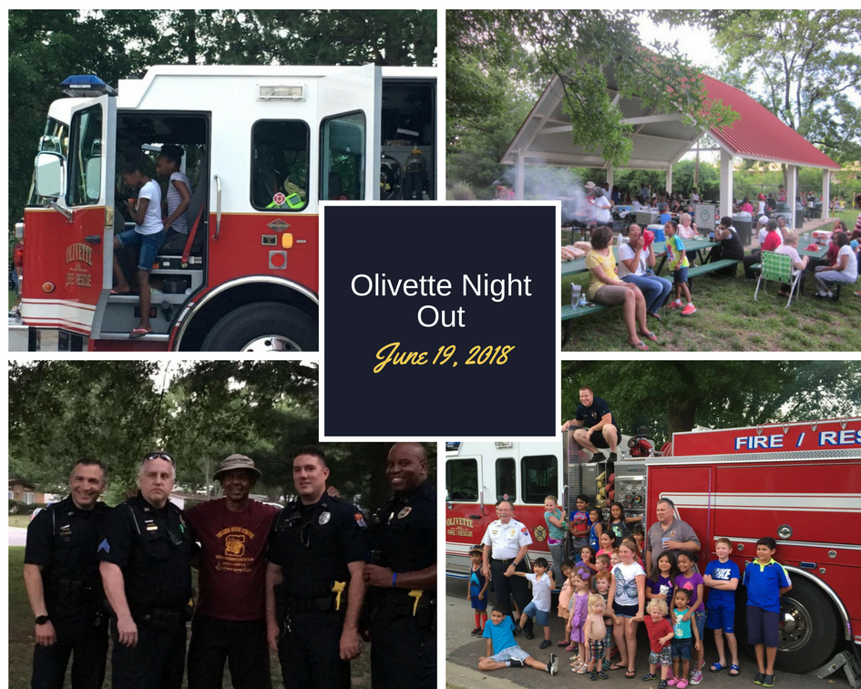 Olivette Night Out 2018